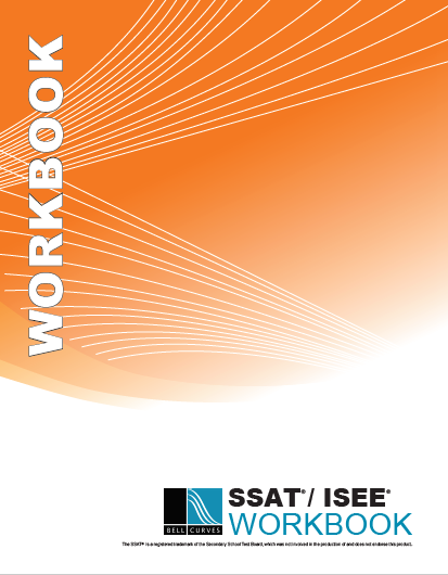 SSAT & ISEE Workbook
